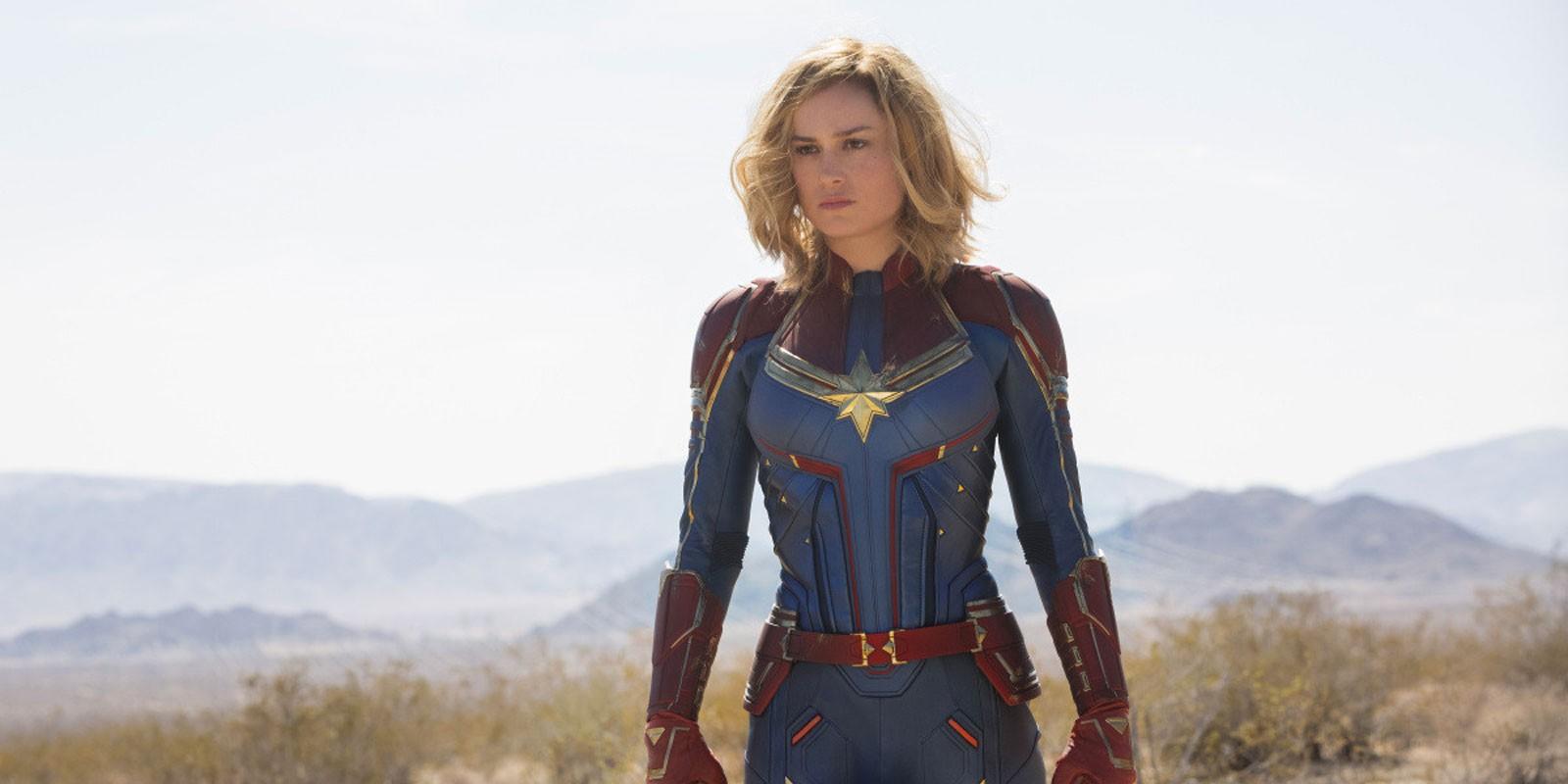 Капитан Марвел 2019