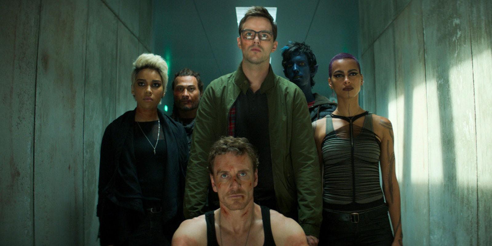 Люди Икс: Тёмный Феникс 2019