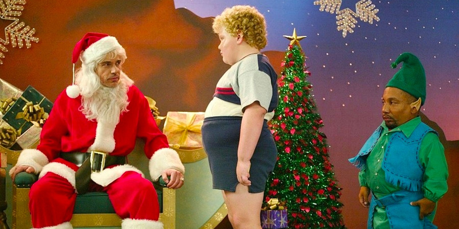 Плохой Санта (2004)