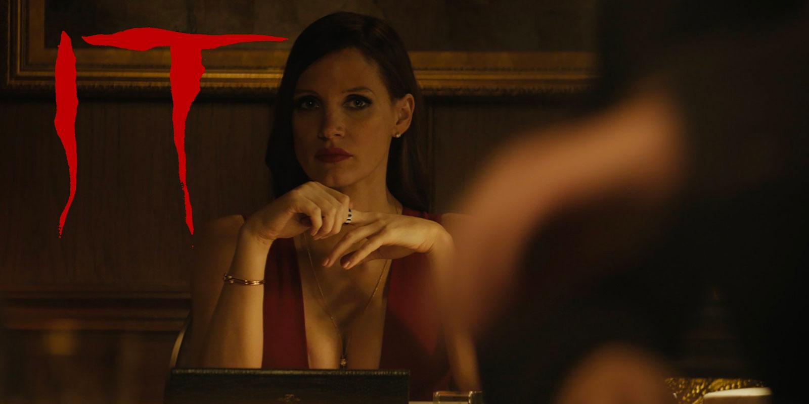 Джессики Честейн (Jessica Chastain) в ОНО 2