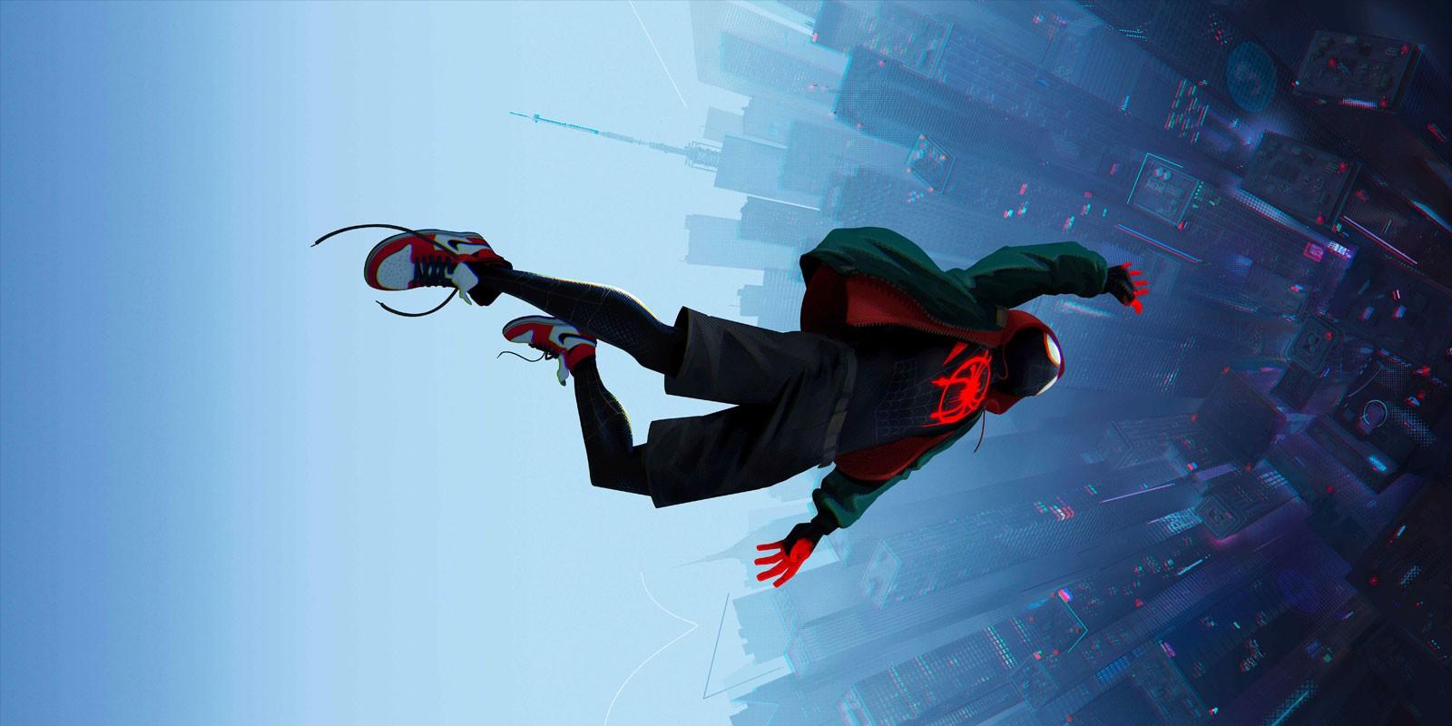 Человек-паук: Через вселенные 2018