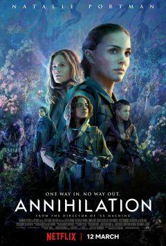 Объяснение фильма Аннигиляция 2018