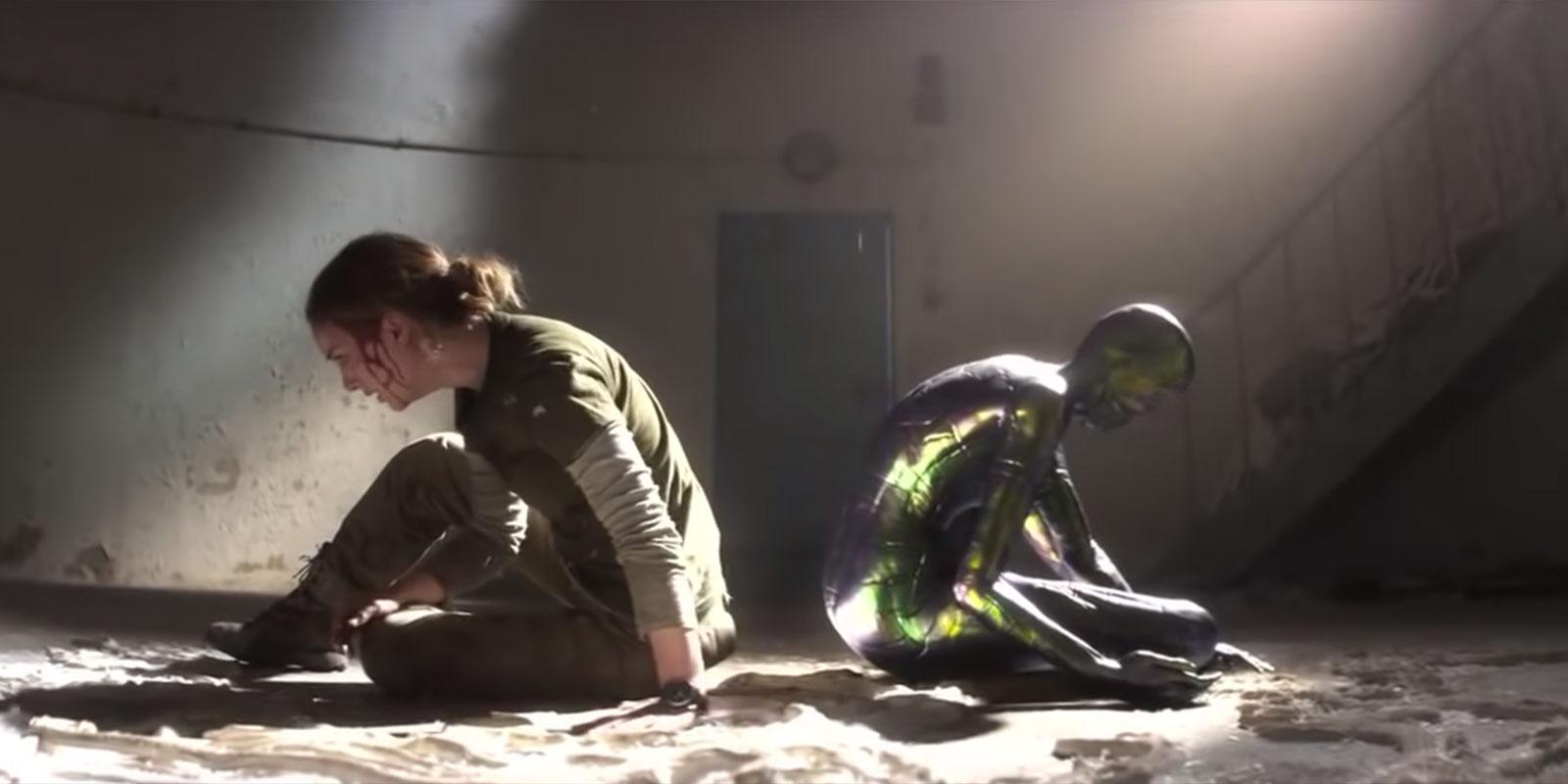 Кадры из фильма Анигиляция 2017