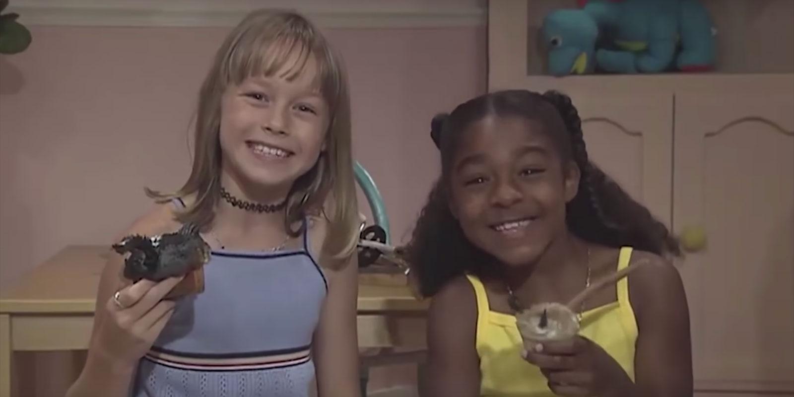 Бри Ларсон (Brie Larson) в рекламе