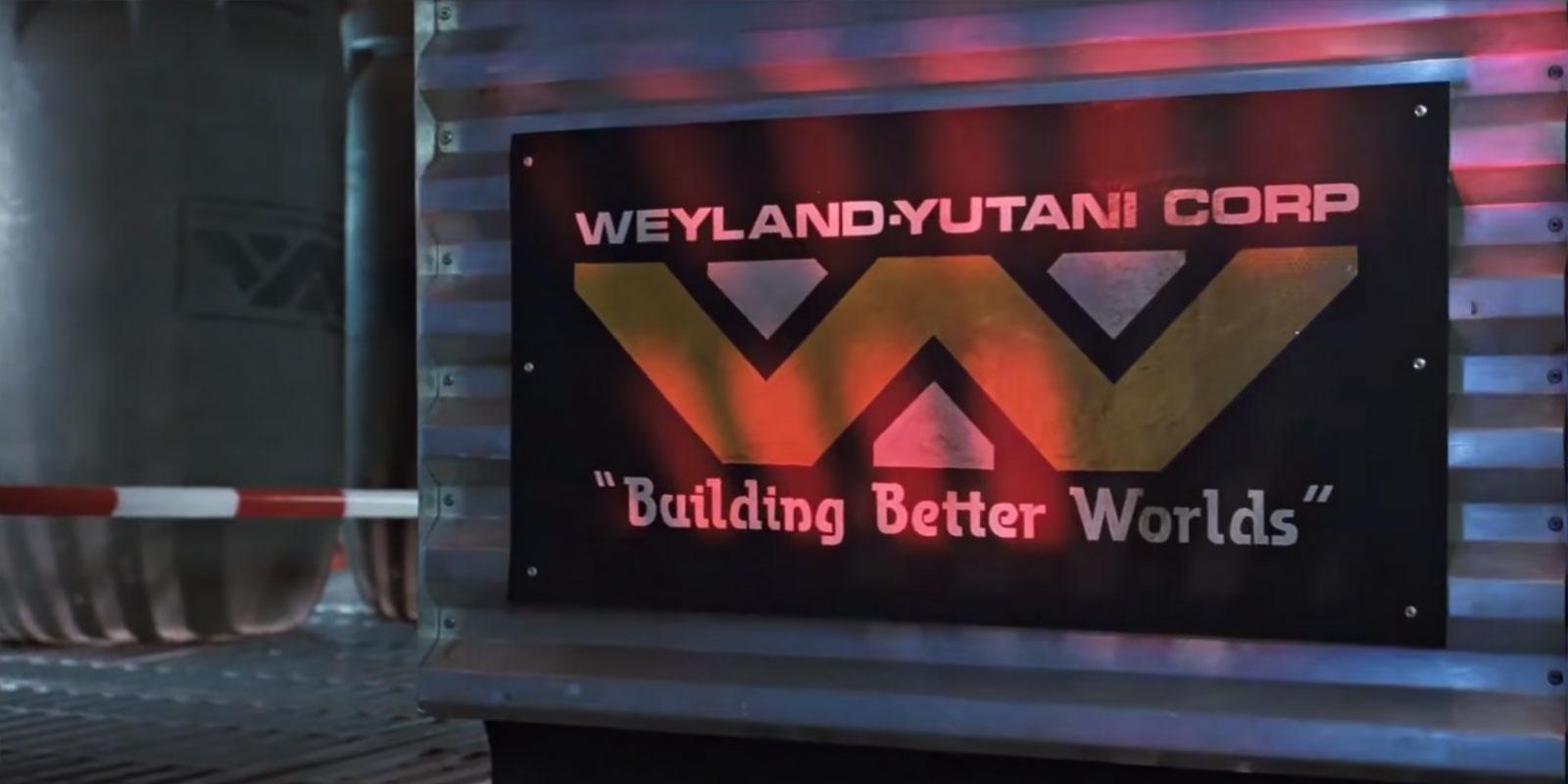 Weyland-Yutani Corporation из вселенной Чужих