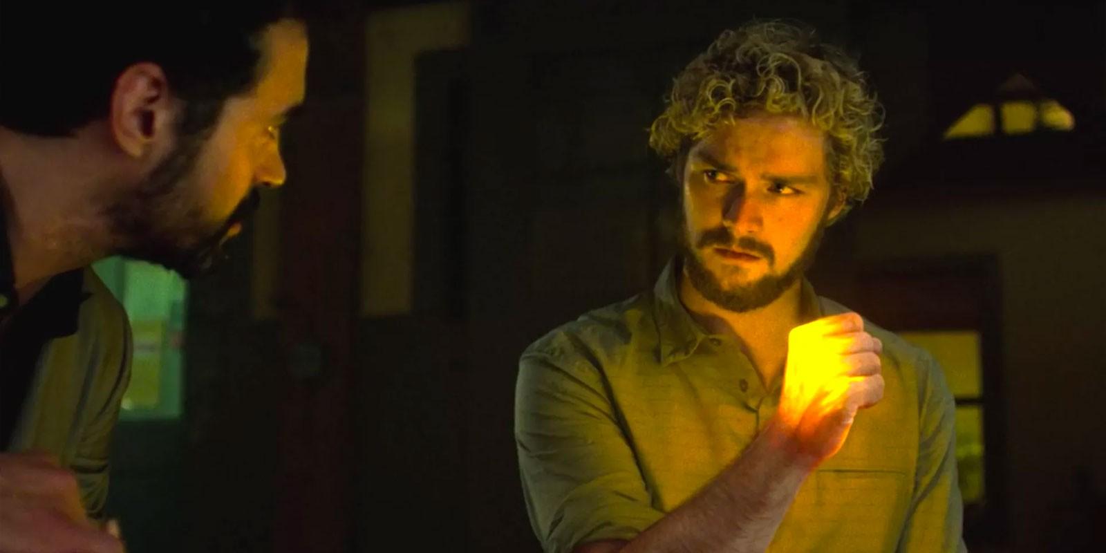 Финн Джонс в сериале Железный кулак (Iron Fist) 2017
