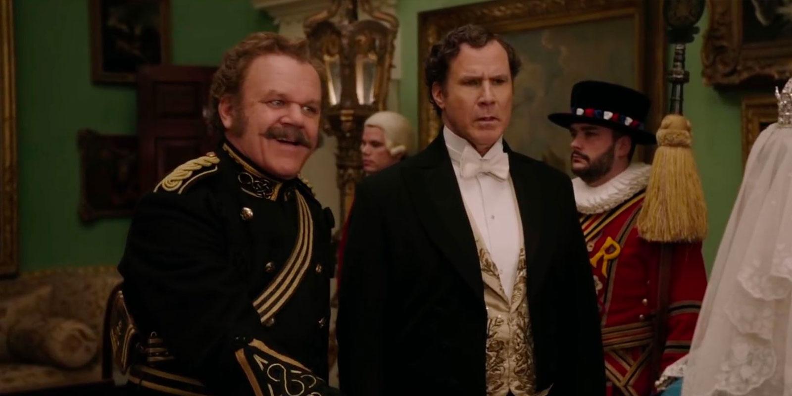 Кадры из фильма Холмс & Ватсон 2019