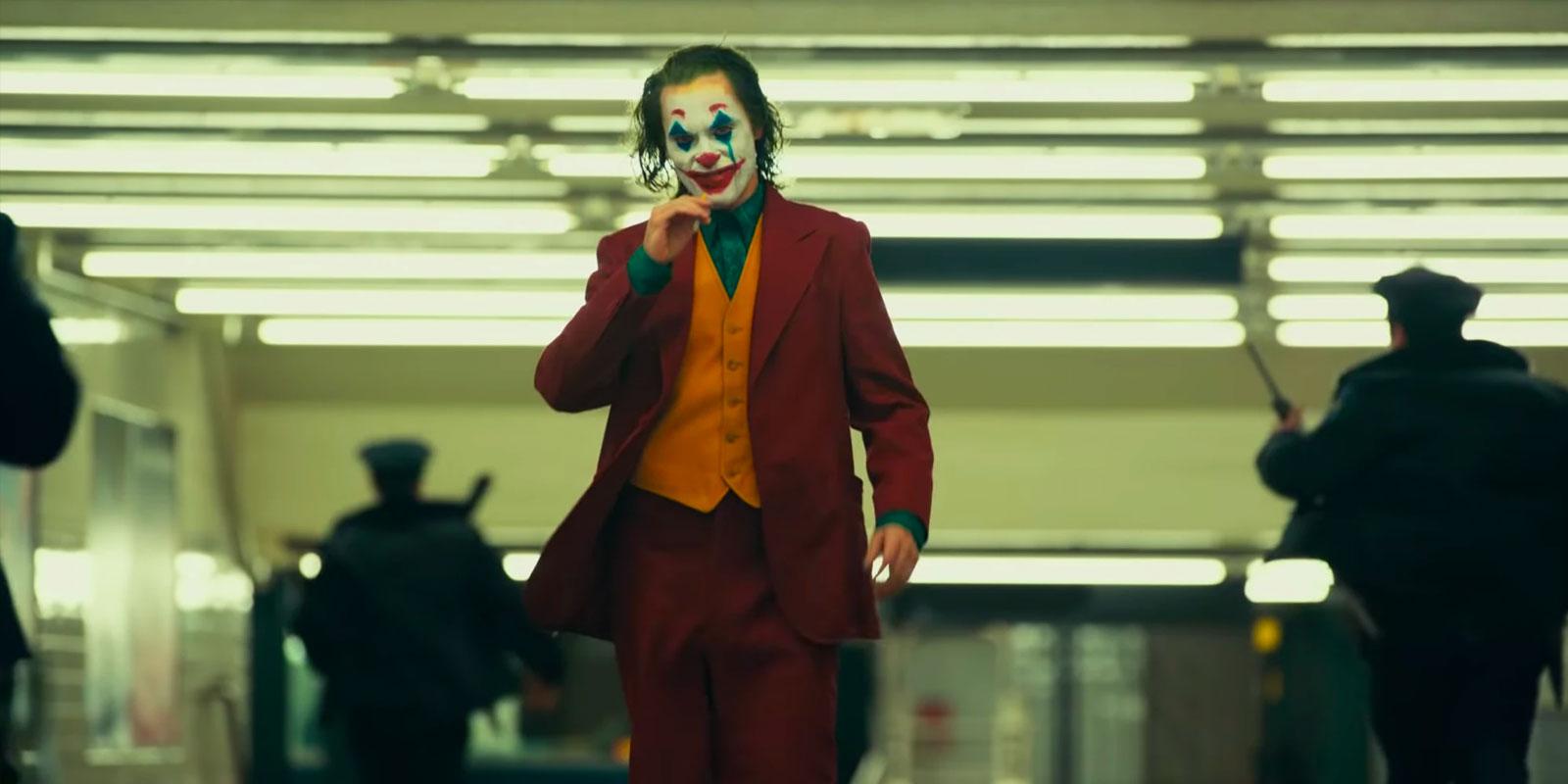 Джокер (2019) Joker