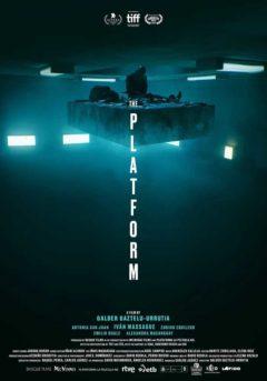 Платформа — новый фильм от Netflix