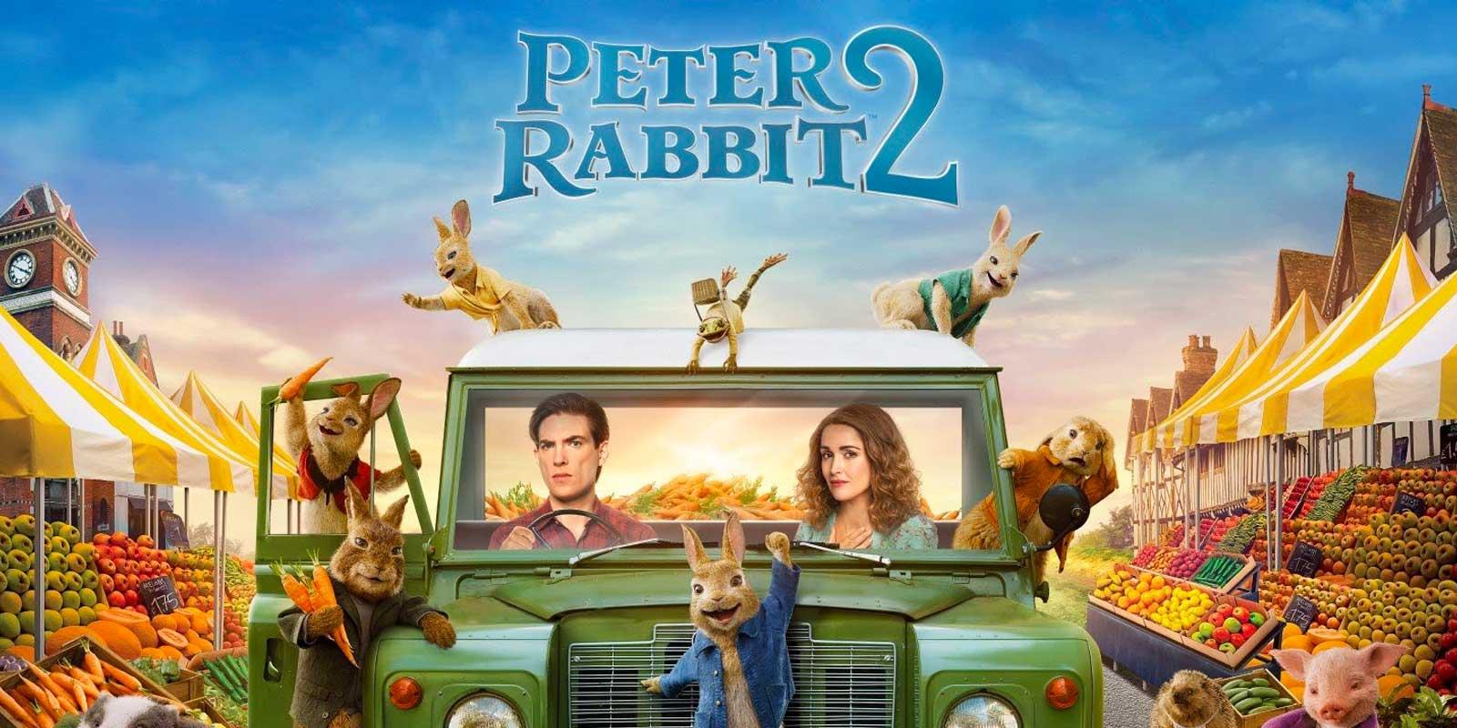 Кролик Питер 2 (2020) — Peter Rabbit 2