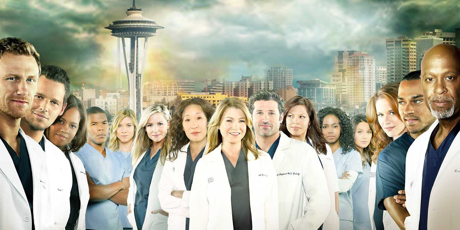 Анатомия страсти (2005) — Grey's Anatomy