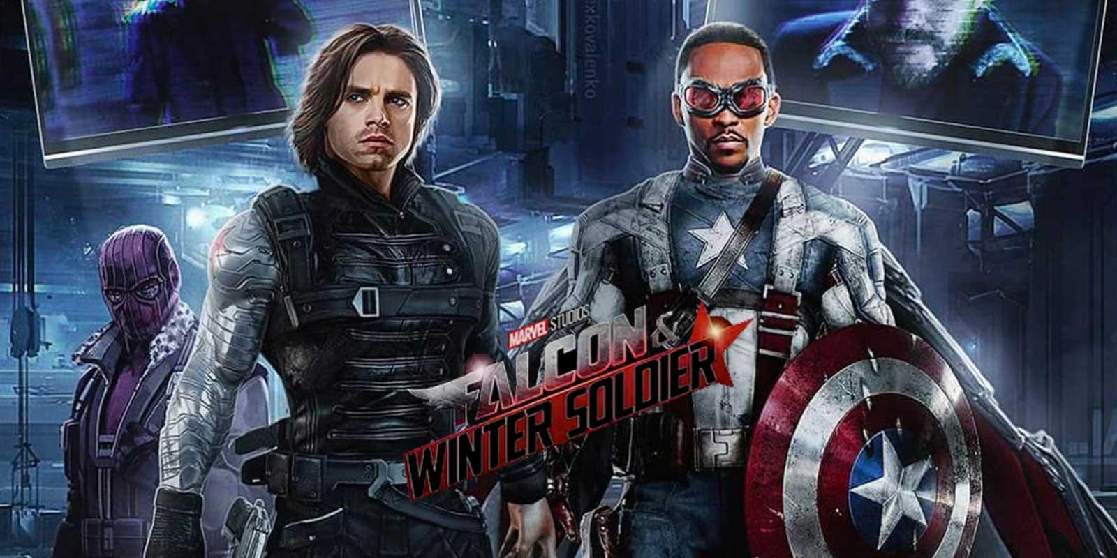 Сокол и Зимний Солдат (2020) — The Falcon and the Winter Soldier
