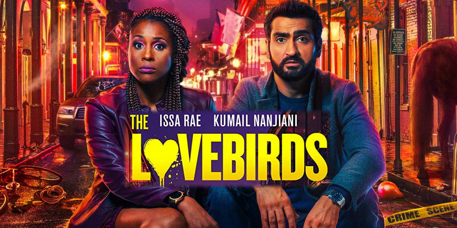 Любовнички (2020) — The Lovebirds