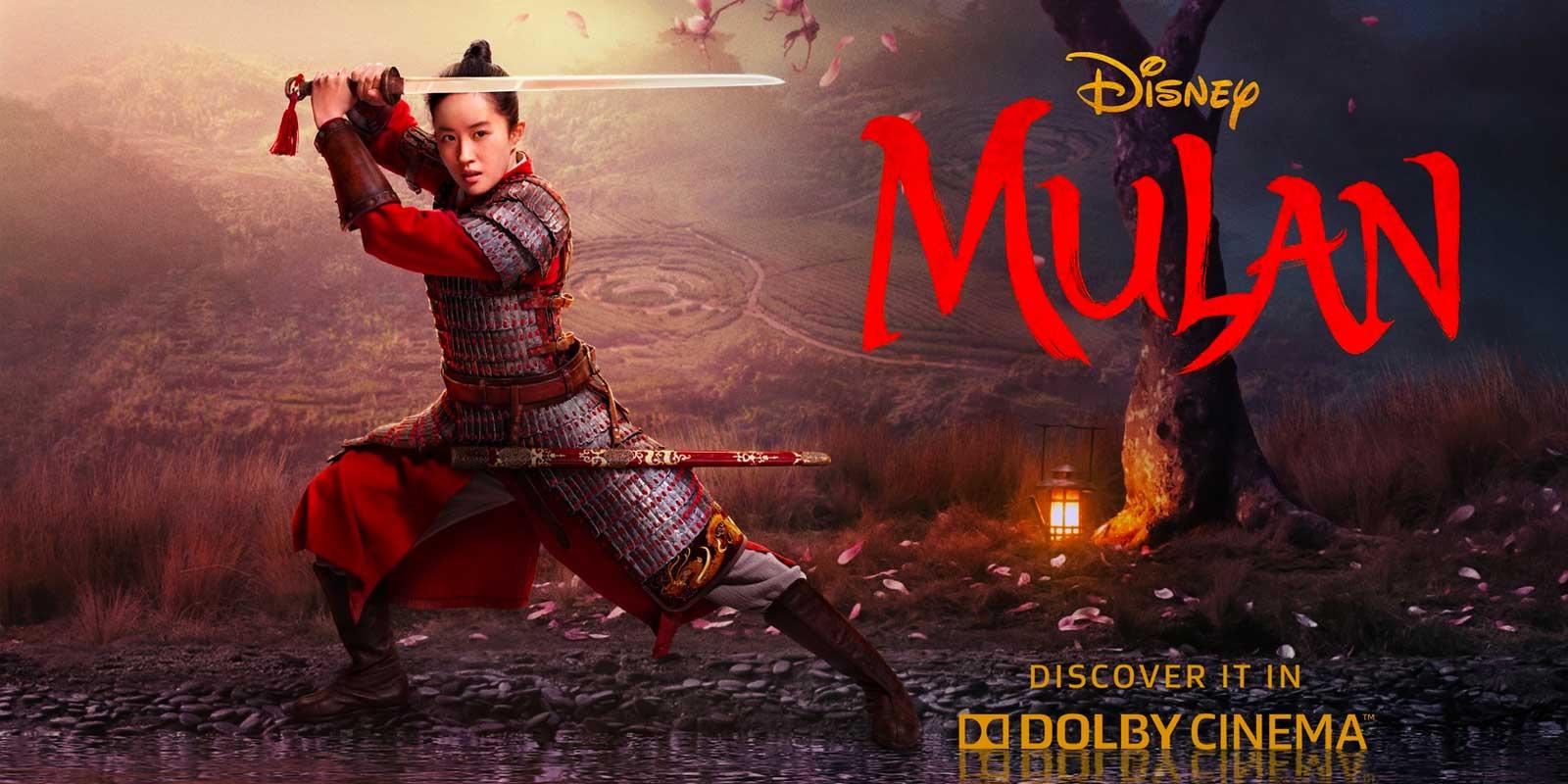 Мулан (2020) — Mulan