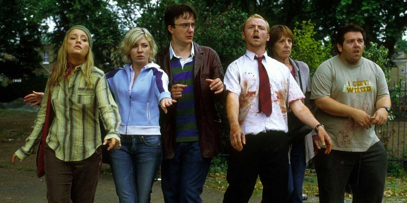 Зомби по имени Шон (Shaun of the Dead) 2004