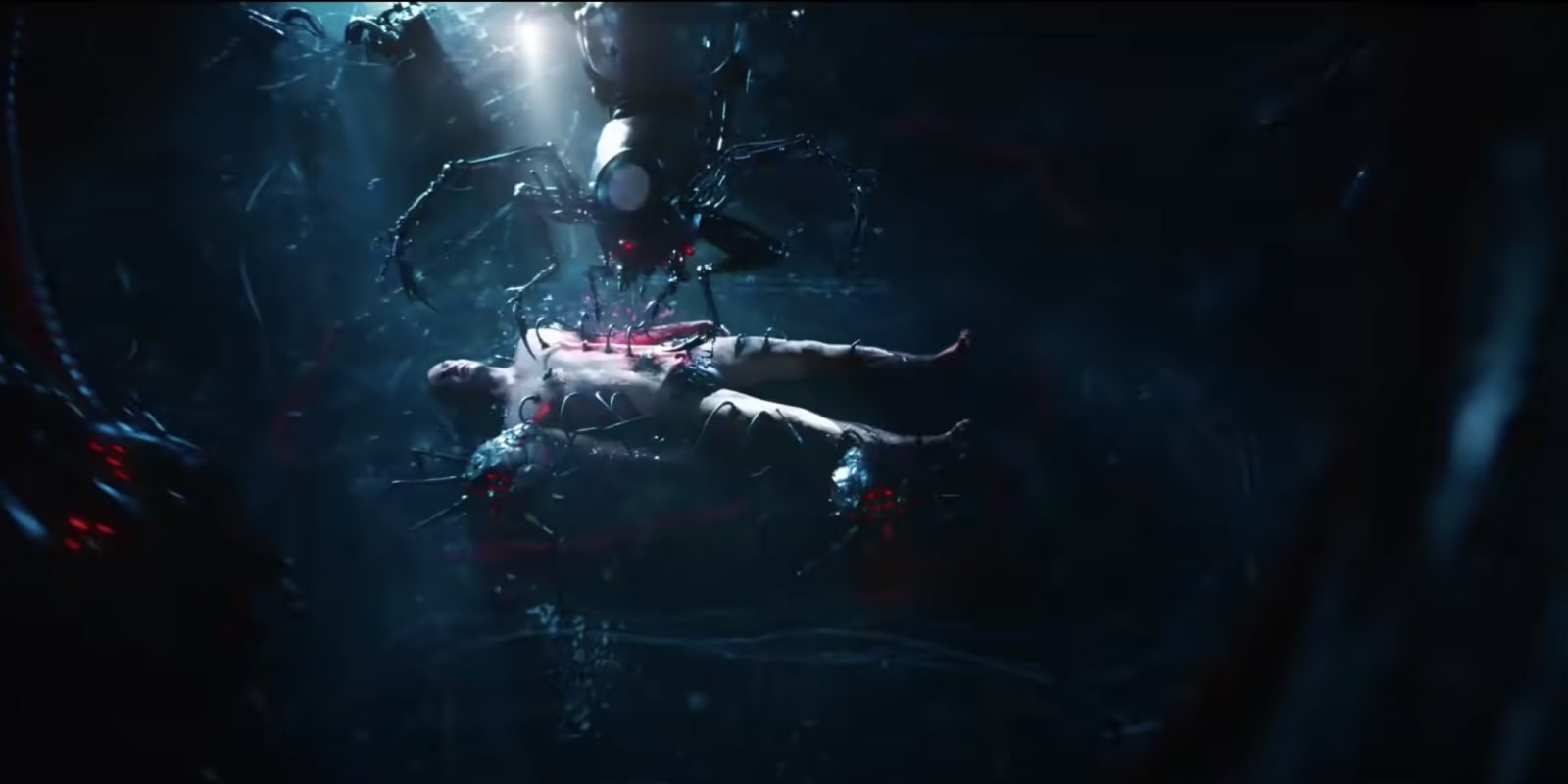 Матрица: Воскрешение (2021) The Matrix Resurrections